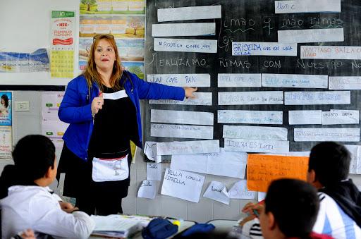 """Los docentes cobrarán el """"remanente"""" adeudado el próximo 12 de marzo."""