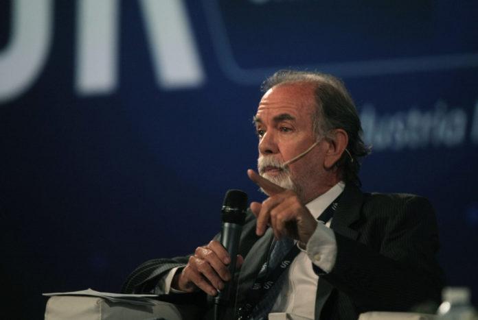 El titular del Banco Nación en el macrismo, Javier González Fraga.