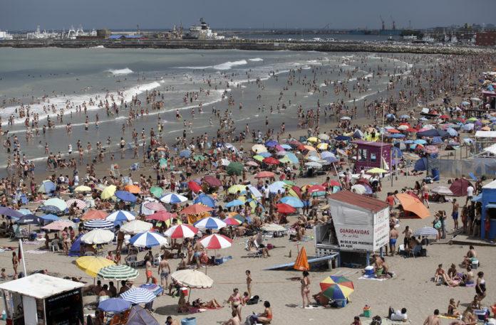 Mar del Plata albergó a unos 290 mil turistas durante el fin de semana largo