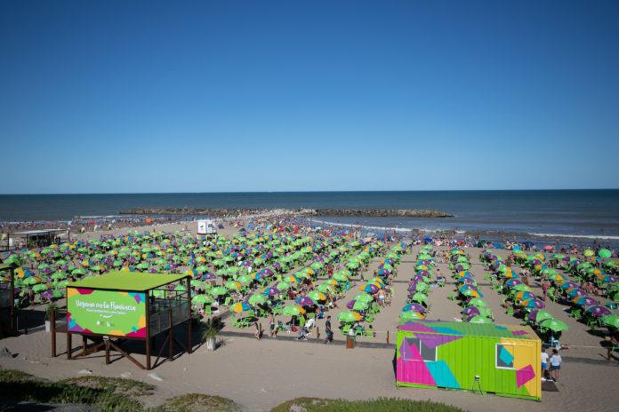 Playa de Mar del Plata
