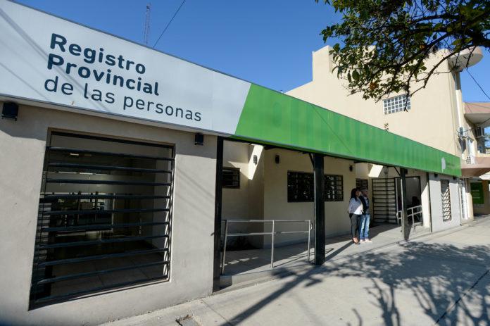 Cuarentena: el Registro de las Personas inscribirá sólo nacimientos y defunciones