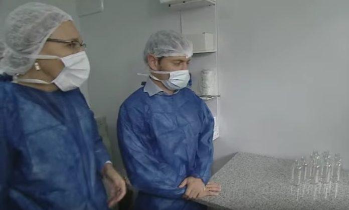 Kicillof recorrió Instituto provincial que produce medicamentos