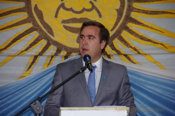 Bruno Pogliano, el intendente de El Bolsón