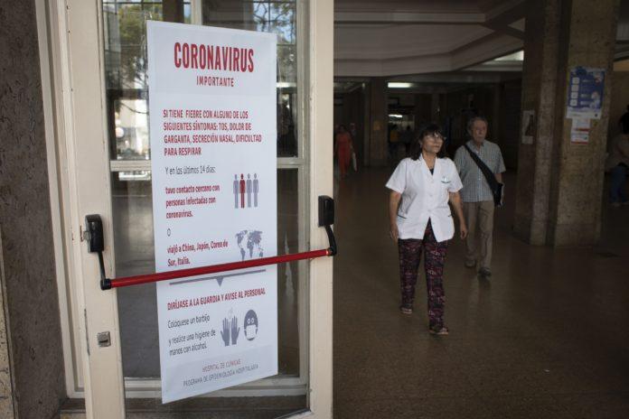 Ya son ocho los casos de Coronavirus, uno en el Conurbano bonaerense