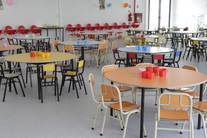 Nuevo esquema para comedores escolares