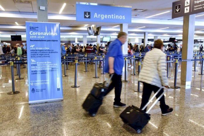 Flexibilizan el ingreso desde el exterior: Cupo semanal que llegará a mil por día