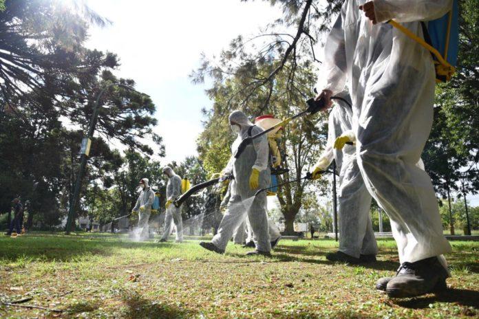 El dengue no da tregua