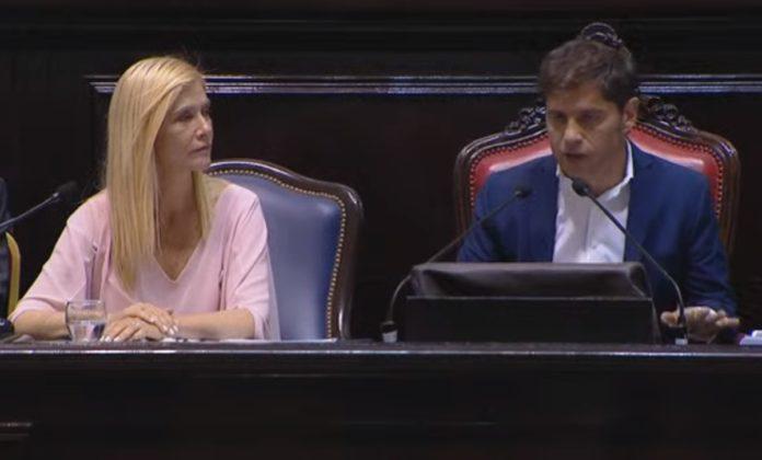 """Apertura de sesiones ordinarias: """"Vamos a gobernar desde La Plata"""", dijo Kicillof"""