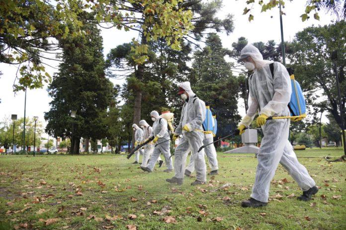 Crecen los casos de dengue en la provincia