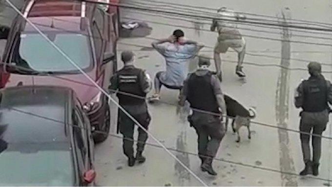 Separan a Gendarmes por maltratar a dos jóvenes que violaron la cuarentena
