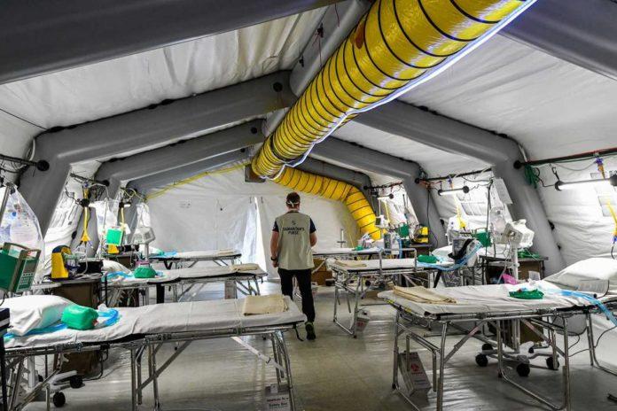 Italia sigue complicada: ya superó la barrera de los 10 mil muertos