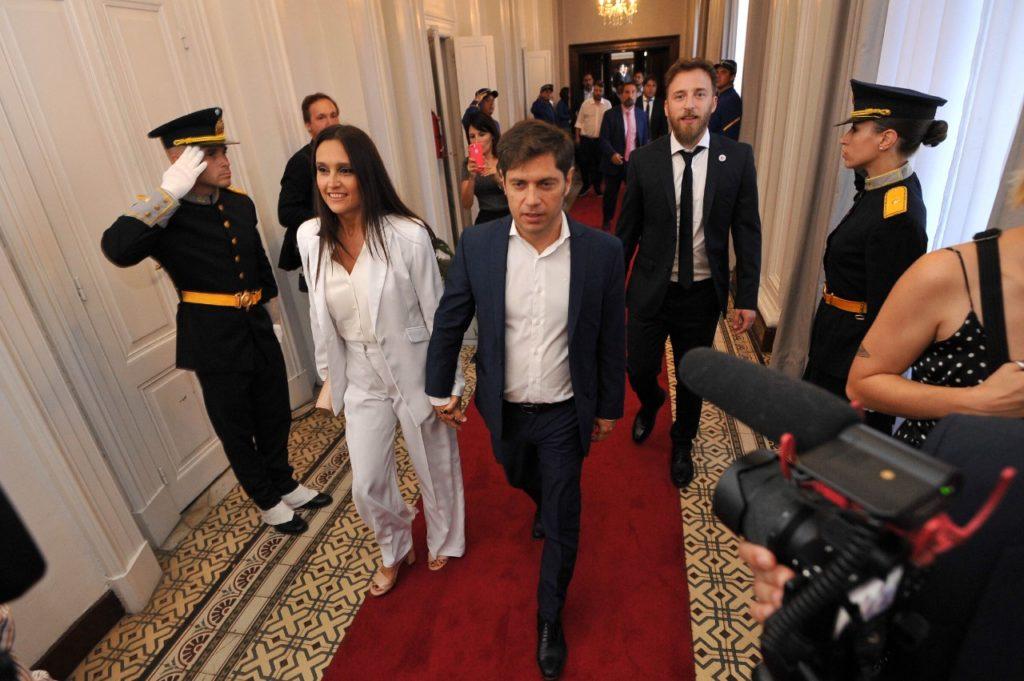 Kicillof abrió el 148° período de sesiones ordinarias de la Legislatura