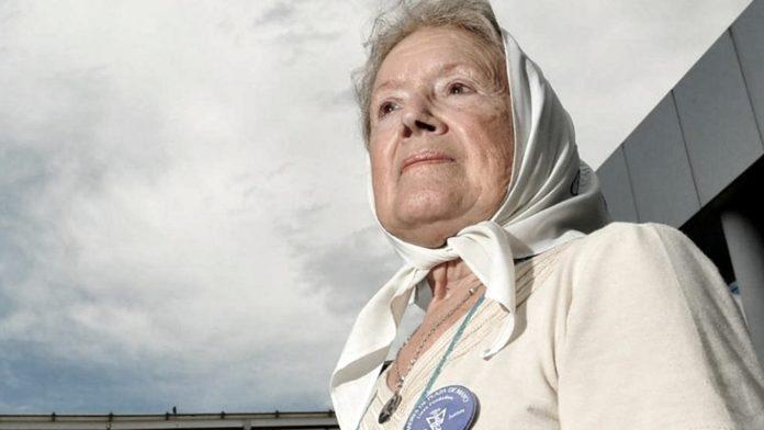 Nora Cortiñas, cofundadora de Madres de Plaza de Mayo