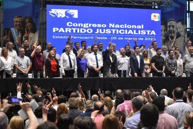 """""""Lawfare"""": el PJ se alineó con Fernández y evitó hablar de """"presos políticos"""""""