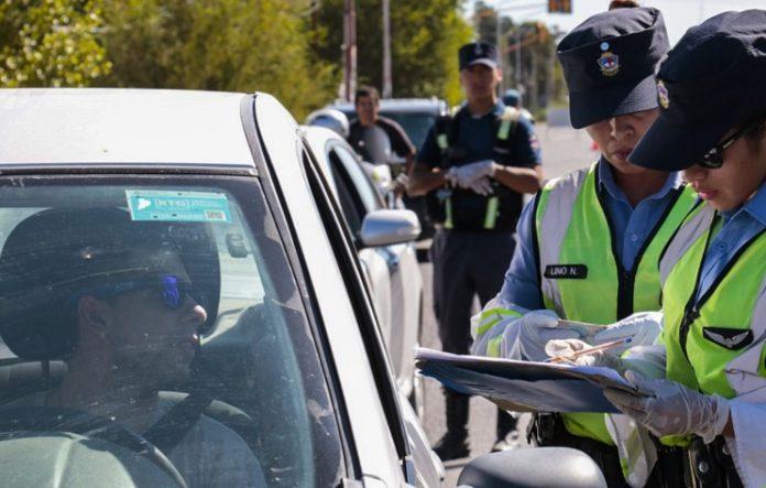 Siguen las detenciones por cuarentena: más de 600 en las primeras ocho horas del día