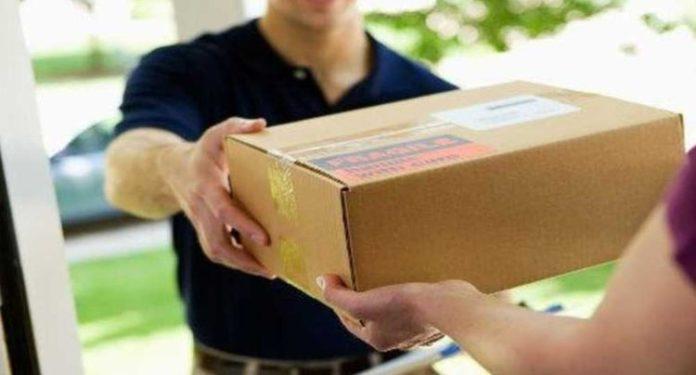 Entrega de paquetes sin firma