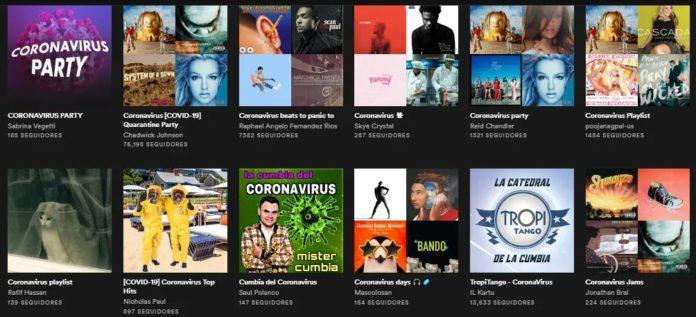 Listas de Spotify: una forma de estar acompañado y afrontar la cuarentena