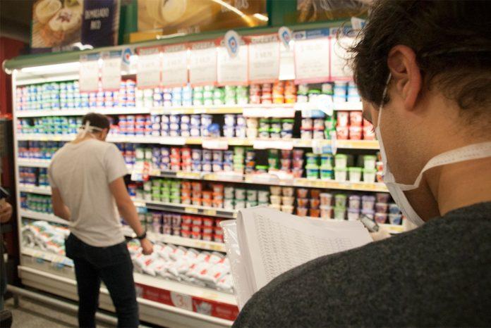 Provincia controló precios de supermercados en ocho distritos del conurbano