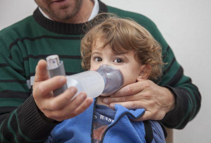 Lanzan campaña para prevenir enfermedades respiratorias en la infancia
