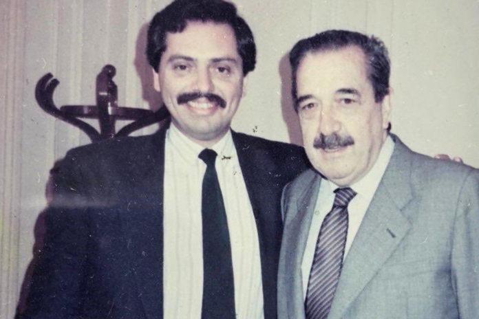 Alberto Fernández recordó a Alfonsín a once años de su muerte