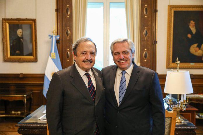 """Alfonsín criticó a Cornejo y dijo que opositores organizan los """"cacerolazos"""""""
