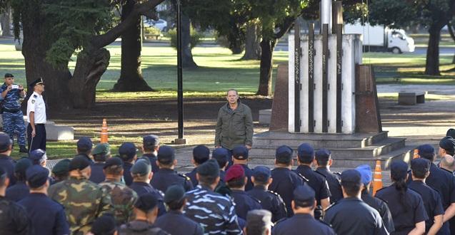 Policía bonaerense: amplían superintendencias regionales para potenciar recursos