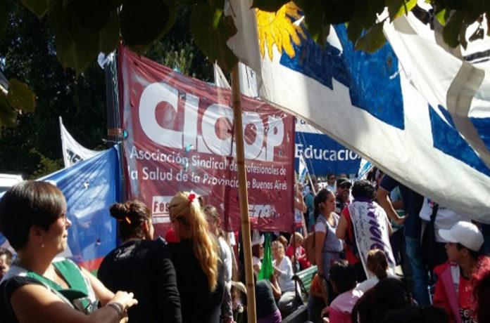 El Gobierno se reunió con Cicop de manera virtual. Las partes no lograron arrimar posiciones sobre la cuestión salarial.