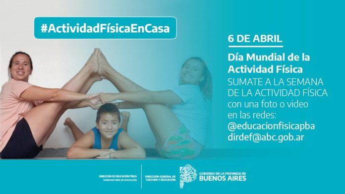Escuelas bonaerenses: sin clases, buscan promover la actividad física