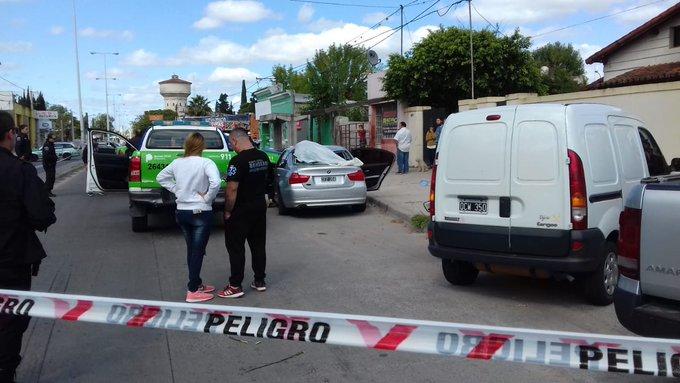 Luján: rompió la cuarentena y atropelló y mató a una mujer