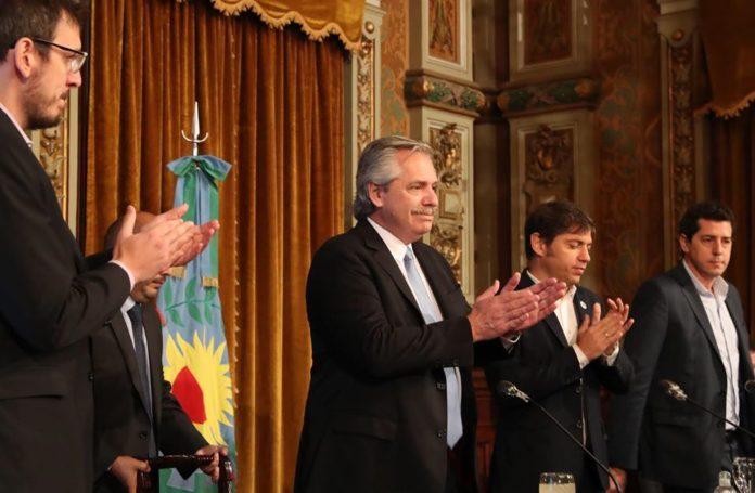 El presidente Alberto Fernández asistirá a las provincias