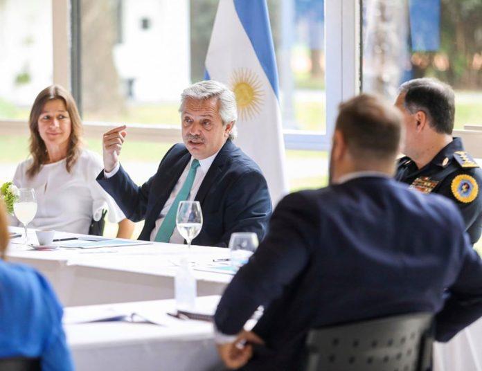 Alberto Fernández renovó el mensaje por la unidad