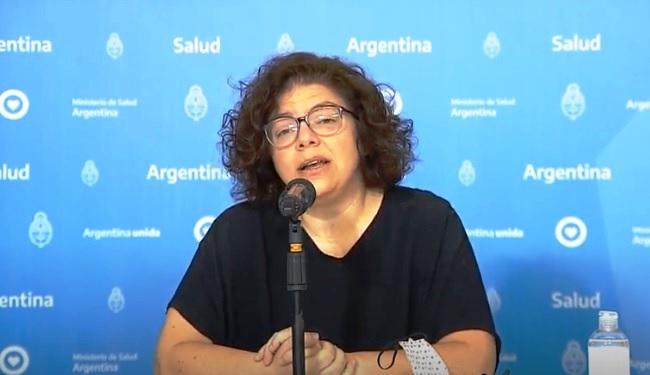 Carla Vizzotti anunció que los testeos iniciarán en el transporte público