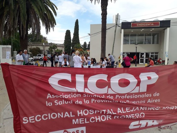 Los médicos nucleados en Cicop aceptaron la oferta de Kicillof