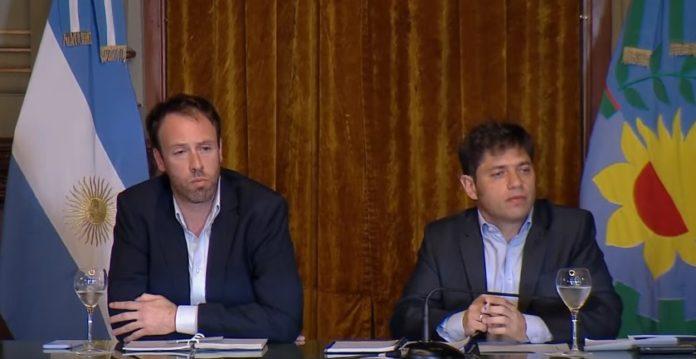 """""""Día D"""": Kicillof presenta su propuesta para reestructurar deuda por US$ 7.100 millones"""
