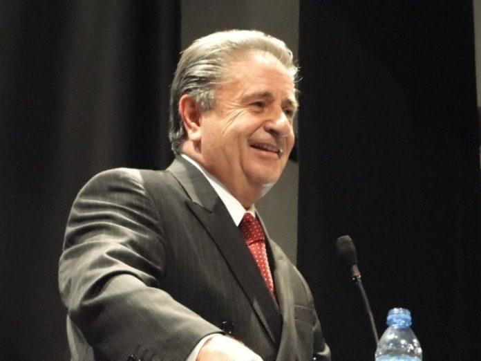 El expresidente de la Nación, Eduardo Duhalde