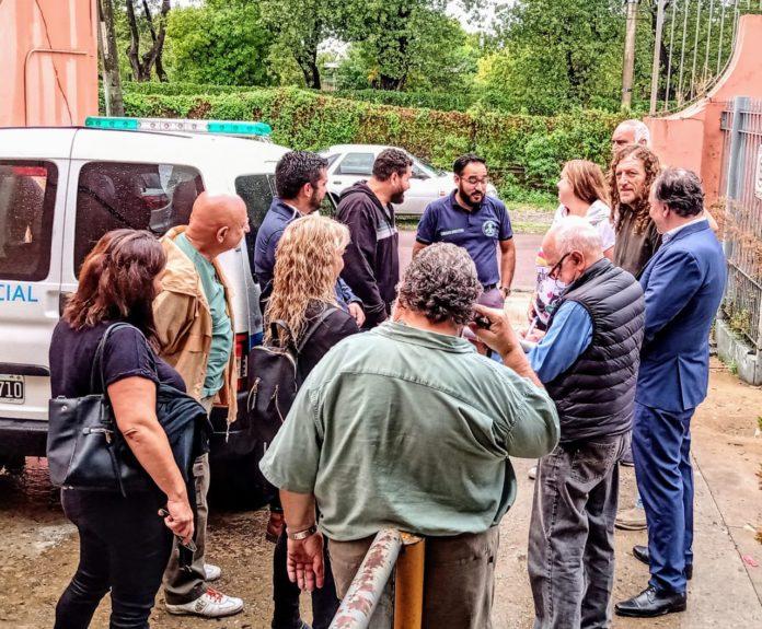 Piden reabrir una clínica de Lanús que podría aportar más de 100 camas