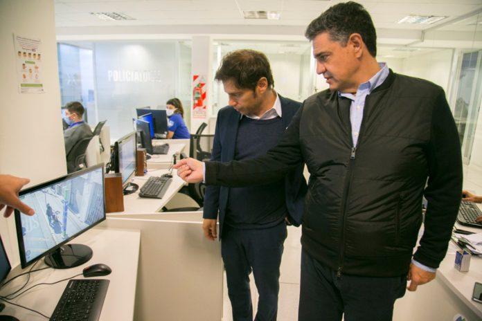 Fernández celebró el trabajo en conjunto de Kicillof y Jorge Macri