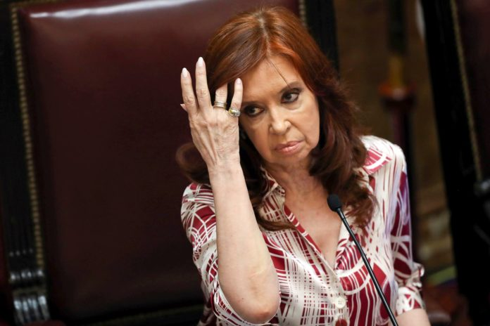 Cristina Fernández de Kirchner busca que la primera sesión virtual sea el 6 de mayo.