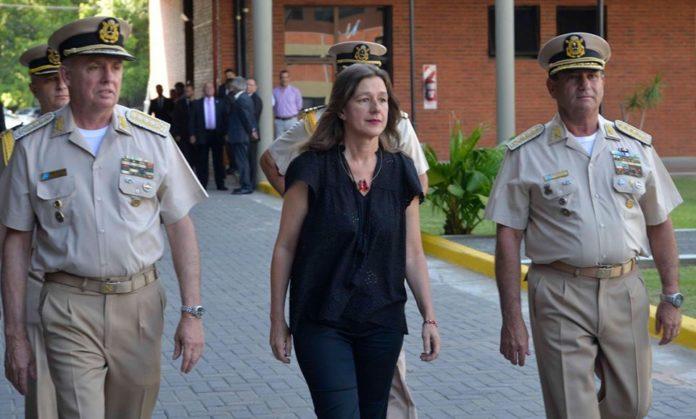 Sabina Frederic, ministra de Seguridad nacional