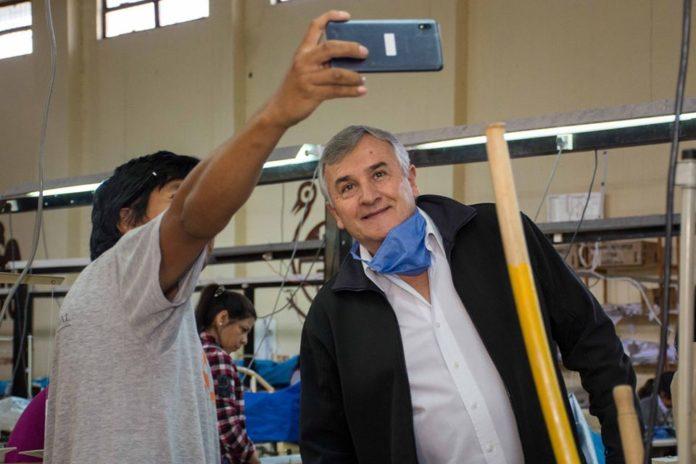 Gerardo Morales, el gobernador de Jujuy