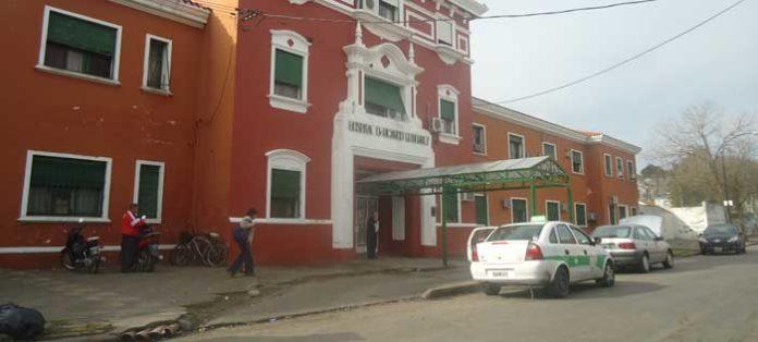 Hospital Gutiérrez de La Plata