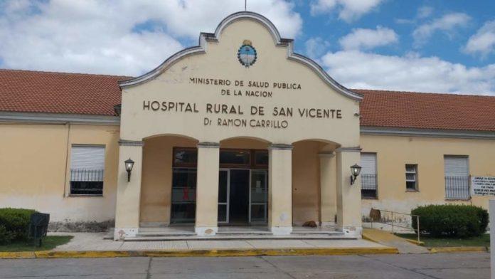 Cierran el hospital de San Vicente tras la muerte de un médico