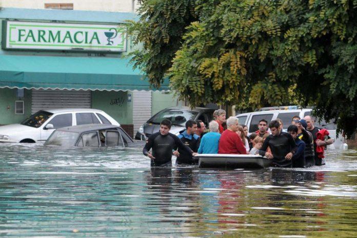 Legisladores recordaron la trágica inundación de La Plata a siete años de ocurrida
