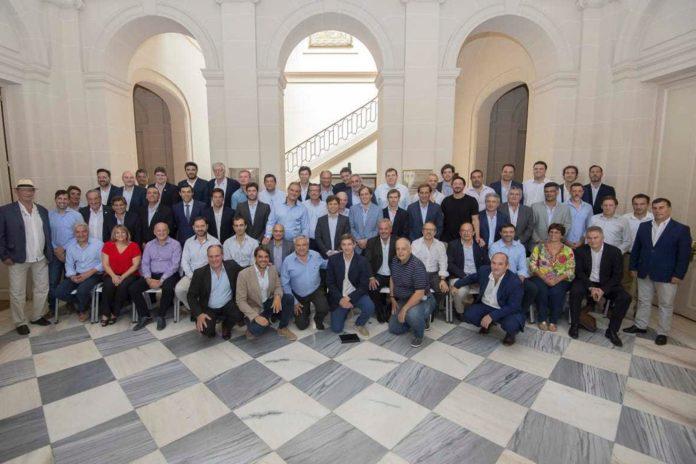 Jefes de JpC se reúnen con Kicillof y podría haber sesión virtual en Legislatura