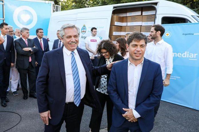 Alberto Fernández compartirá un acto en La Plata junto a Kicillof