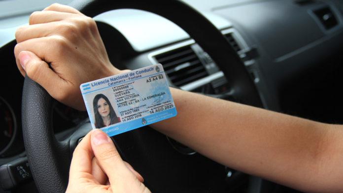 Prorrogan por 90 días la validez de las licencias de conducir de la provincia