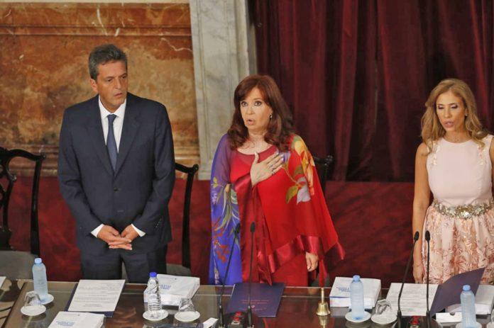 Tras el fallo de la Corte, Cristina y Massa preparan la primera sesión virtual del Congreso