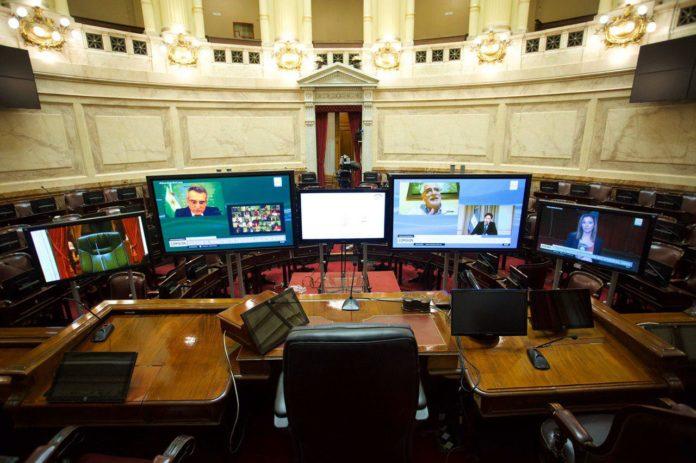 El kirchnerismo avanza con las sesiones online y allana el camino para el impuesto a la riqueza