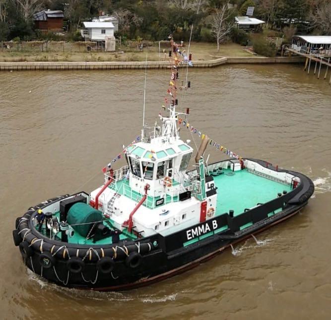 """Los remolcadores de puerto dicen que la pandemia los puso en """"crisis casi terminal"""""""