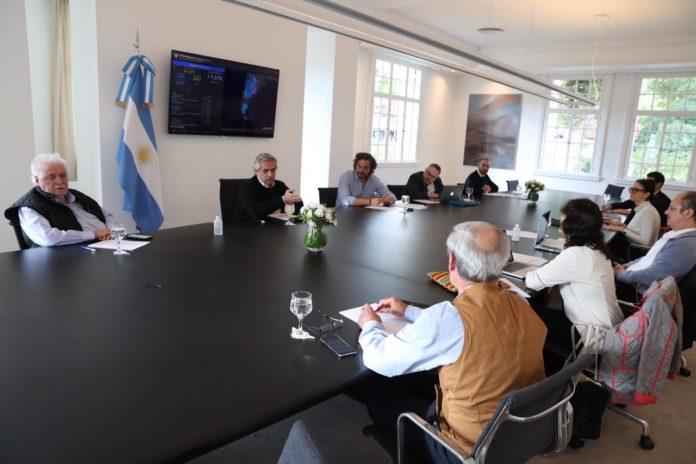 Fernández define cómo sigue la cuarentena: bancos, e-commerce y obra pública en estudio